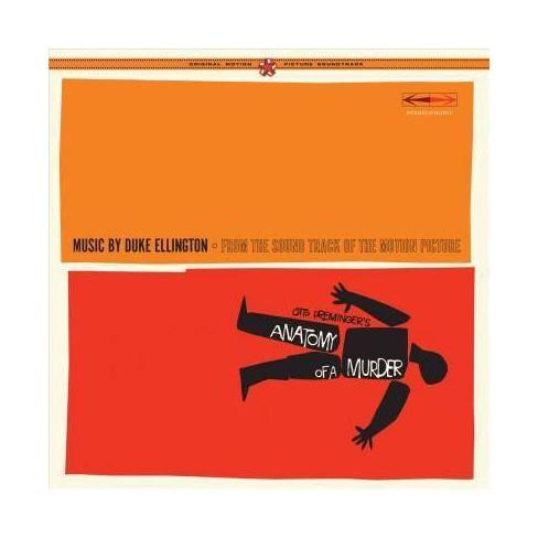 Duke Ellington - Anatomy of A Murder (Vinyl) - image 1 of 1