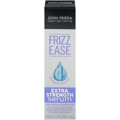 Frizz Ease John Frieda Extra Strength Serum - 1ct
