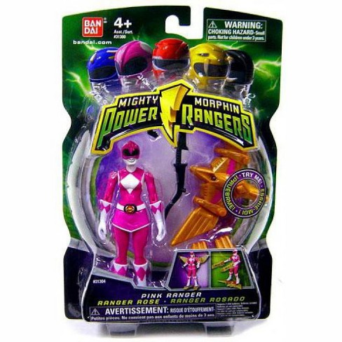 Power Rangers Mighty Morphin (2009) Pink Ranger Action Figure - image 1 of 1