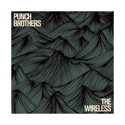 Punch Brothers - Wireless (CD) - image 1 of 1