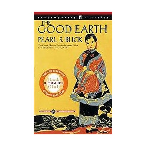 The Good Earth (Paperback) by Pearl S. Buck - image 1 of 1