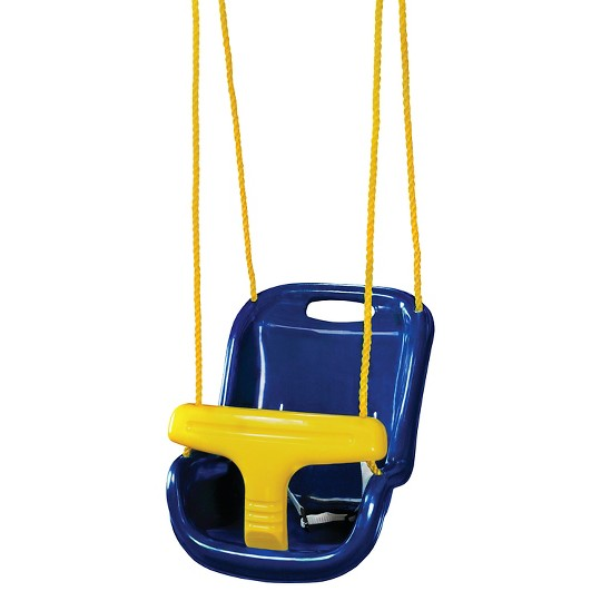 Gorilla Playsets Infant Swing - Blue image number null