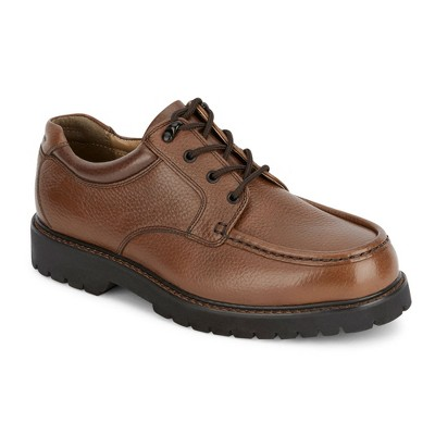 Dockers Mens Glacier Leather Rugged Casual Oxford Shoe