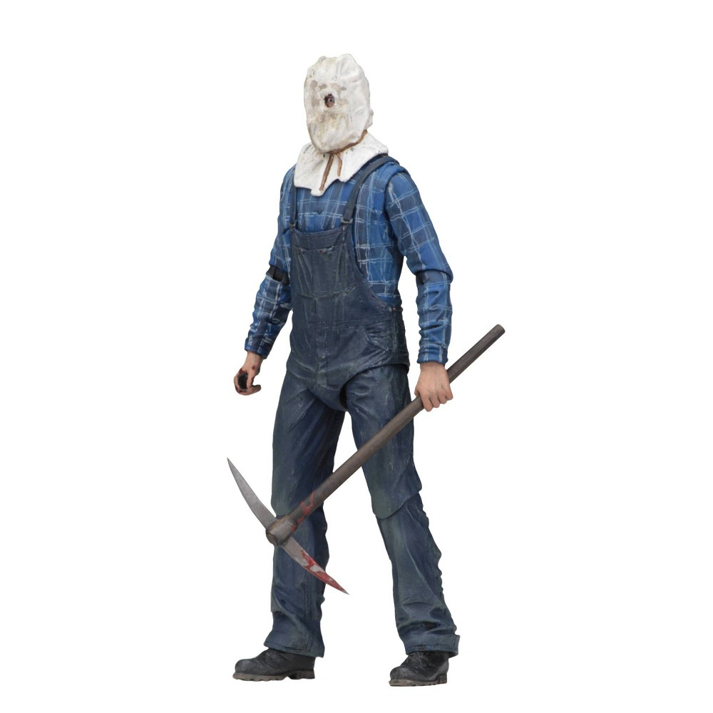 """Image of """"Friday the 13th Part 2 Ultimate Jason Vorhees 7"""""""" Action Figure & Accessories"""""""