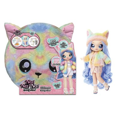 Na! Na! Na! Ultimate Surprise Rainbow Kitty with Mix & Match Looks
