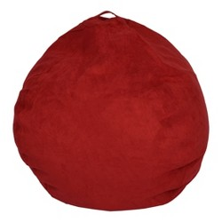 Large Microsuede Bean Bag - Reservation Seating™