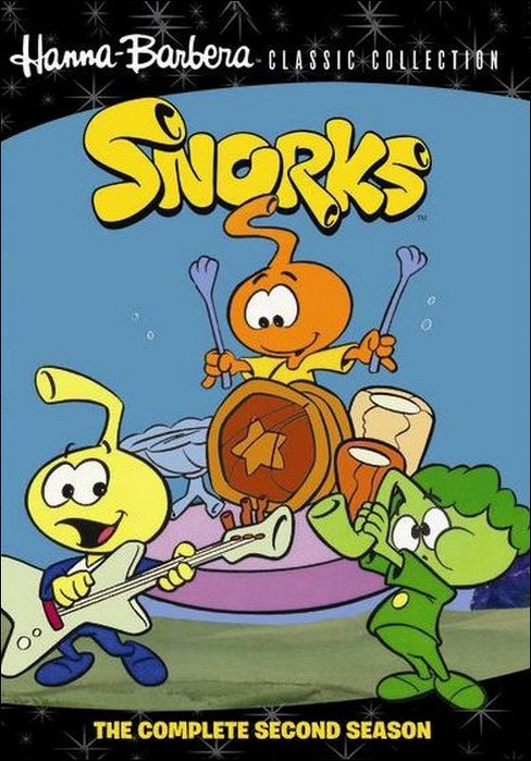 Snorks:Complete season 2 (DVD) - image 1 of 1