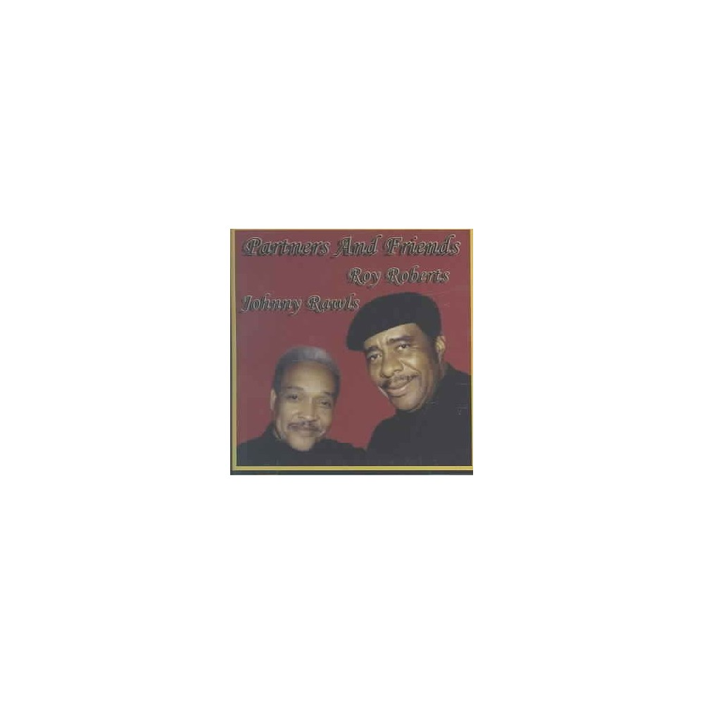 Roy Roberts - Partners And Friends (CD)