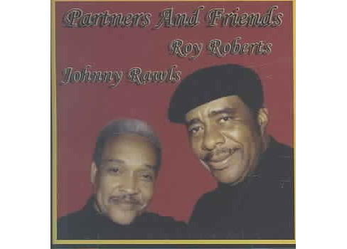 Roy Roberts - Partners And Friends (CD) - image 1 of 1