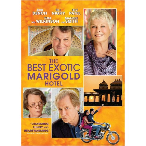 The Best Exotic Marigold Hotel (DVD) - image 1 of 1