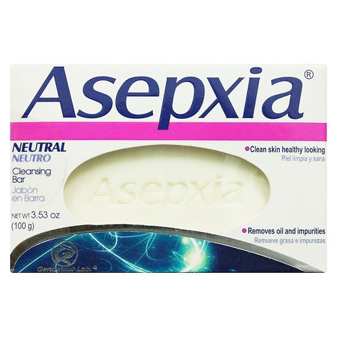 Asepxia Neutral Cleansing Bar Soap 4 oz - image 1 of 2