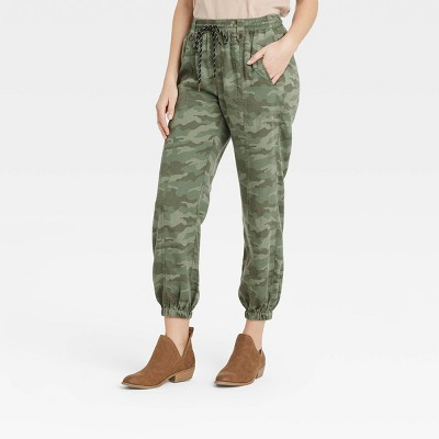 Women's Cargo Jogger Pants - Knox Rose™