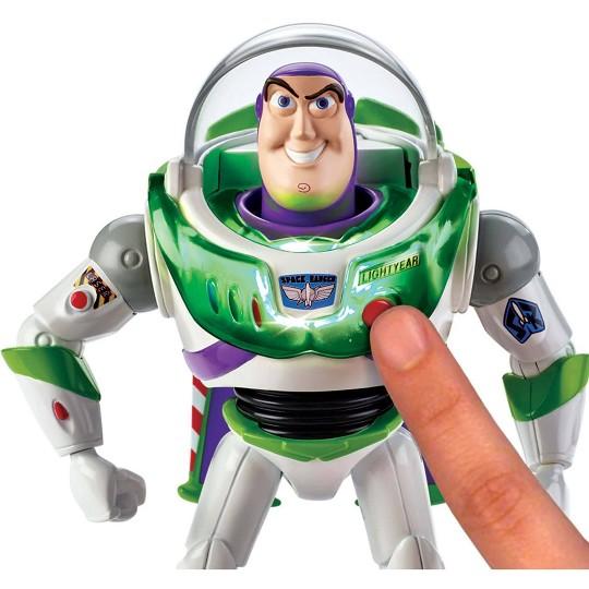 Disney Pixar Toy Story Blast-Off Buzz Lightyear Figure image number null