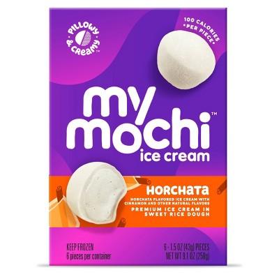 My/Mochi Horchata Ice Cream - 6pk