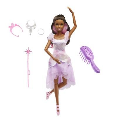 Barbie in the Nutcracker Sugar Plum Princess Ballerina Doll - Brown Hair