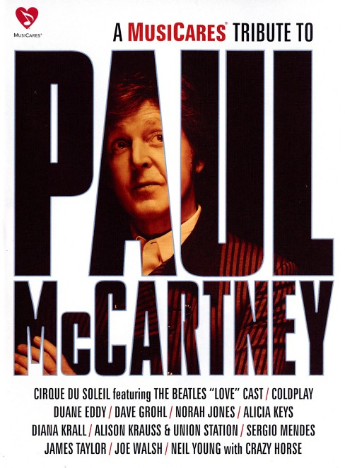 Musicares tribute to paul mccartney (DVD) - image 1 of 1