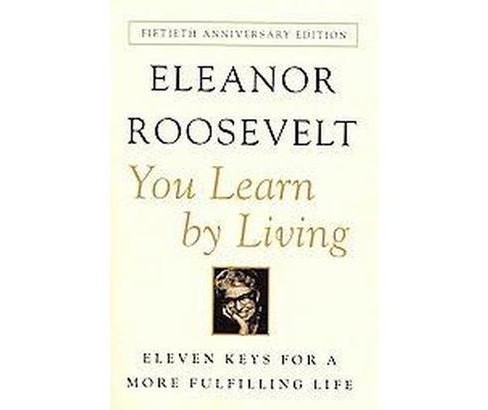 You Learn by Living (Anniversary) (Paperback) - image 1 of 1