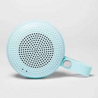 heyday™ Round Portable Bluetooth Speaker with Loop - Light Teal
