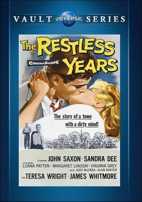 Restless years (DVD) - image 1 of 1