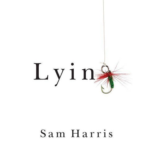 Lying - by  Sam Harris (Hardcover) - image 1 of 1