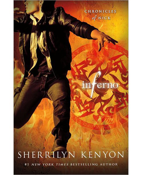 Inferno (Hardcover) by Sherrilyn Kenyon - image 1 of 1