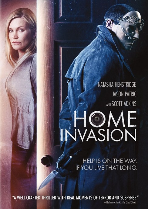 Home invasion (DVD) - image 1 of 1