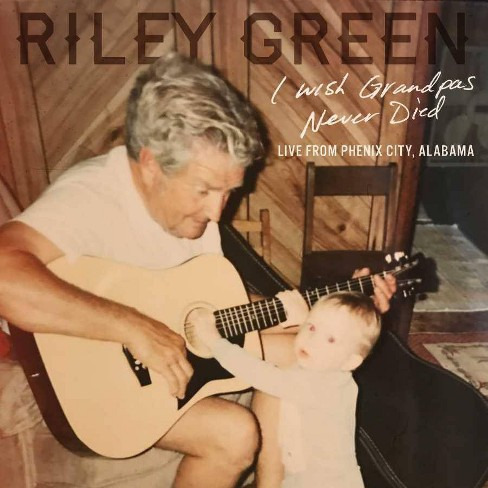 Green riley - I wish grandpas neve (Vinyl) - image 1 of 1