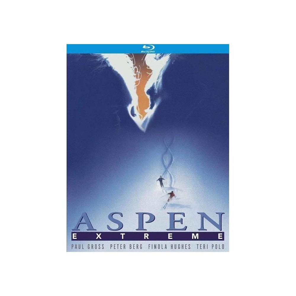 Aspen Extreme Blu Ray 2019