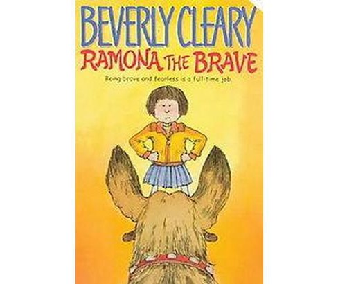 Ramona the Brave (Reprint) (Paperback) by Beverly Cleary - image 1 of 1