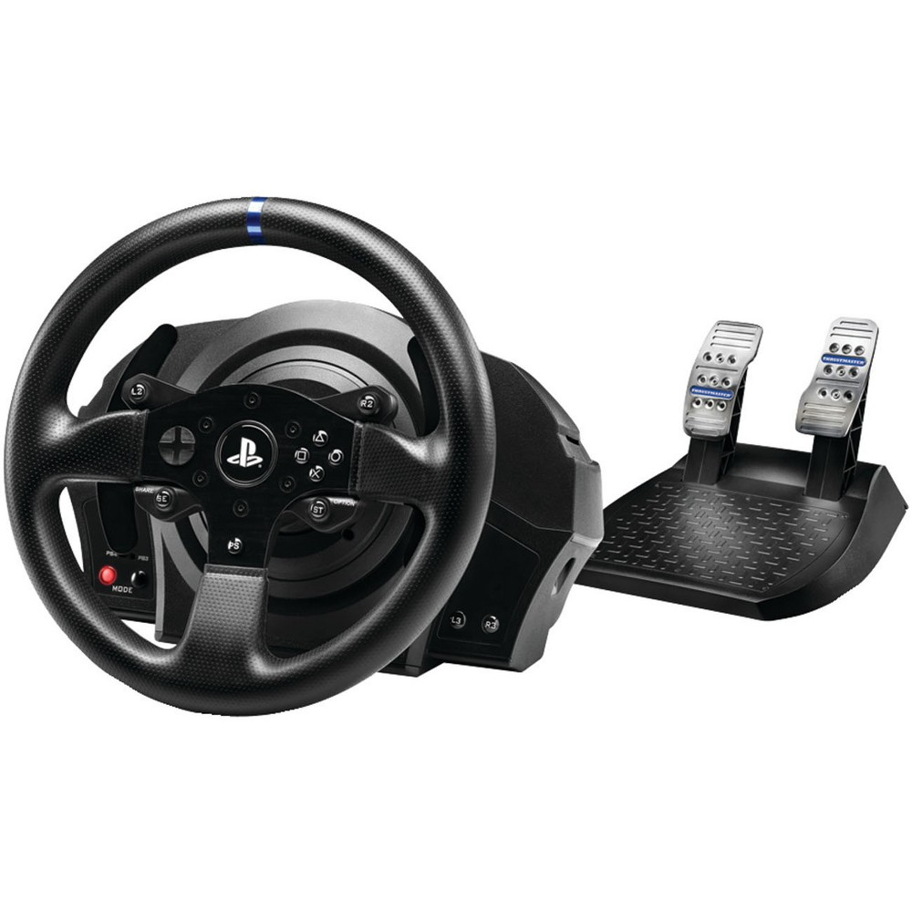 Thrustmaster T300RS Racing Wheel for PlayStation 4, Black