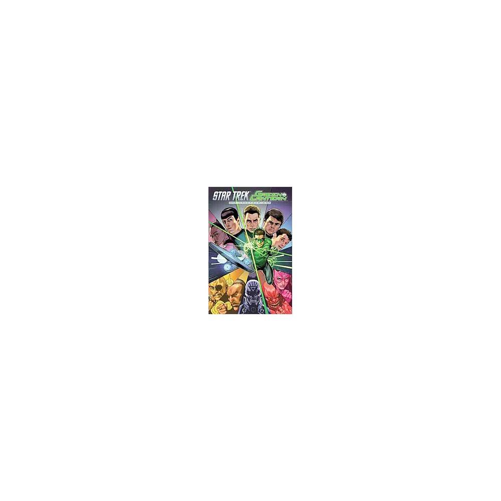 Star Trek / Green Lantern : The Spectrum War (Paperback) (Mike Johnson)