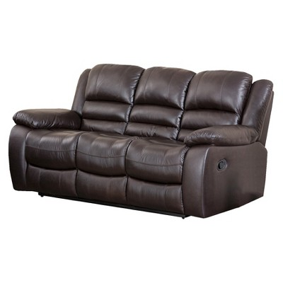 Featherstone Reclining Sofa   Abbyson Living