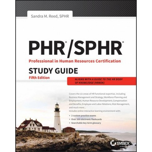 Phr and Sphr Professional in Human Resources Certification Complete ...