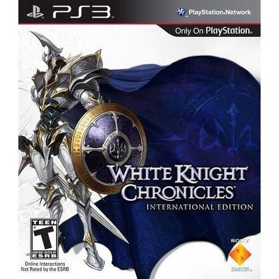 White Knight Chronicles International Edition - PlayStation 3