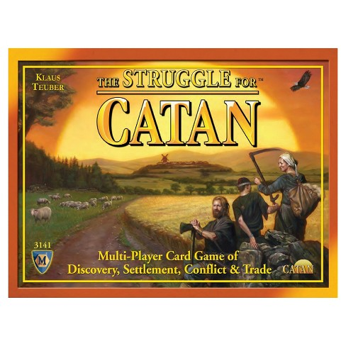 Asmodee Struggle for Catan Board Game - image 1 of 1