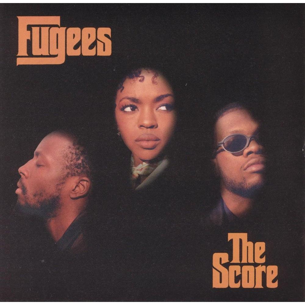 Fugees - The Score [Explicit Lyrics] (CD)