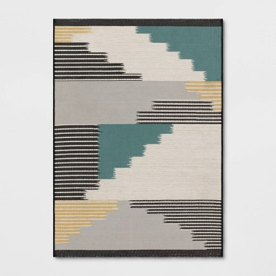 5' x 7' Outdoor Rug Modern Tapestry - Project 62™