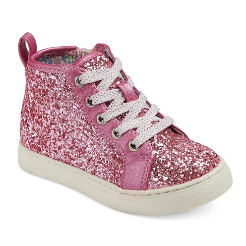 d610148f9e27 Toddler Girls' Covergirl Julia Sneakers - Pink : Target