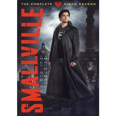 Smallville: The Complete Ninth Season [6 Discs] - image 1 of 1