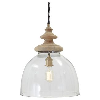 Farica Pendant Light Transparent - Signature Design by Ashley