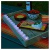 12ct Battery Operated LED Votive Lights White - image 3 of 4