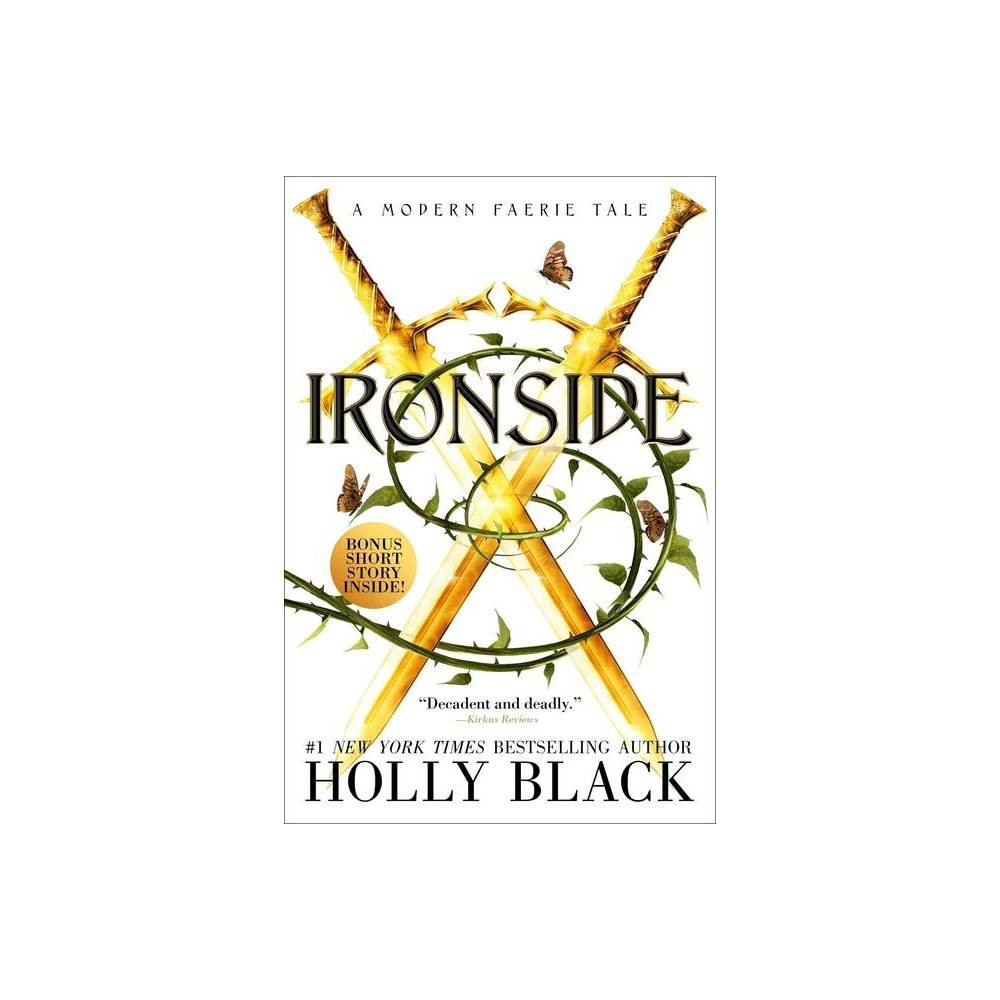 Ironside Modern Faerie Tales By Holly Black Paperback