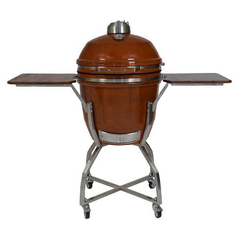 Hanover Charcoal Grill - Rust - image 1 of 1
