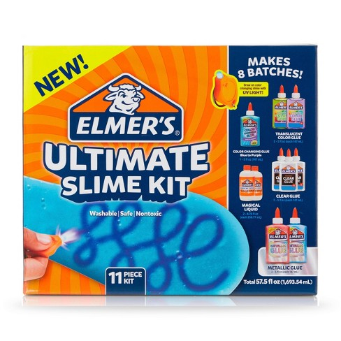 Elmer's 11ct Ultimate Slime Kit - image 1 of 4