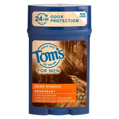 Deodorant: Tom's of Maine Men's Deodorant