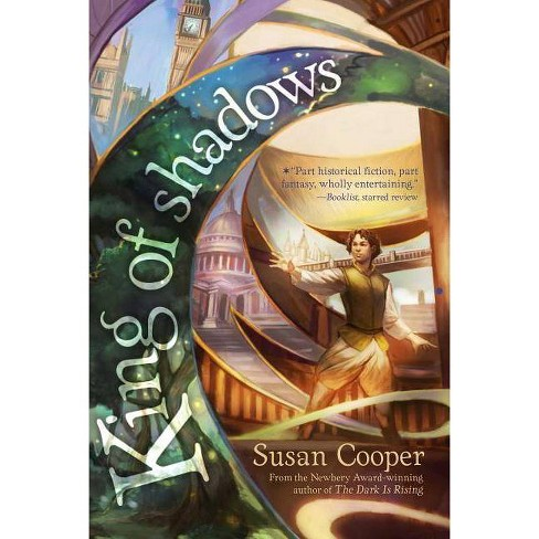 King of Shadows - (Aladdin Fantasy) by  Susan Cooper (Paperback) - image 1 of 1