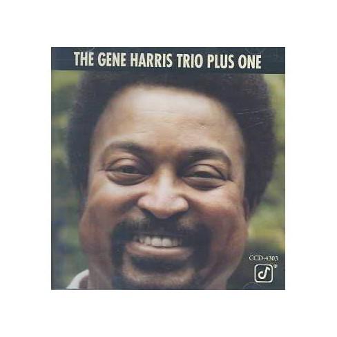 Gene Harris - Gene Harris Trio Plus One (CD) - image 1 of 1