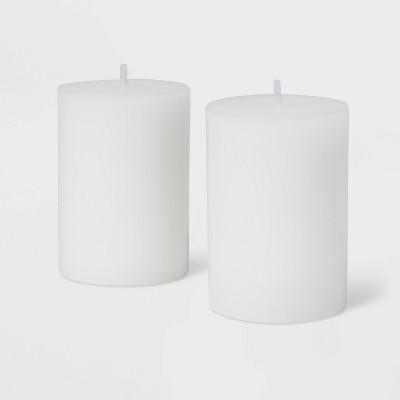 2pk Pillar Candle Citronella - Smith & Hawken™