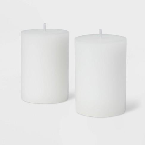 2pk Pillar Candle Citronella - Smith & Hawken™ - image 1 of 3