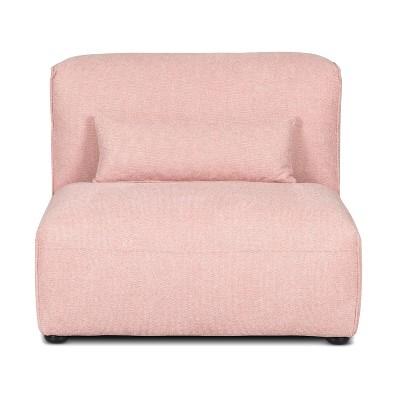 Tourbino Armless Chair Modular Sofa - Poly & Bark
